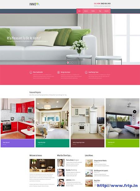 Innova-Interior-WordPress-Theme
