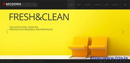 Modern-Interior-WordPress-Theme