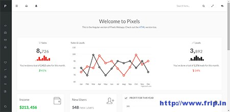 Pixels-Angular-WebApp-with-Bootstrap