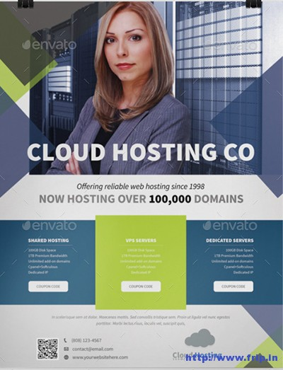 Web-Hosting-Flyer