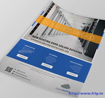 Web-Hosting-Flyers