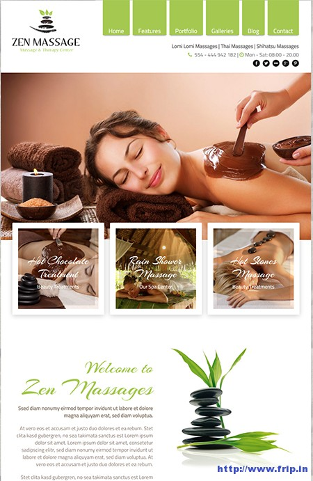 Zen-Massage-Salon-WordPress-Theme
