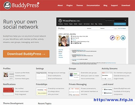buddpress-forum-plugin