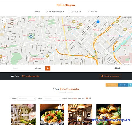 dining-engine-restaurant-wordpress-theme