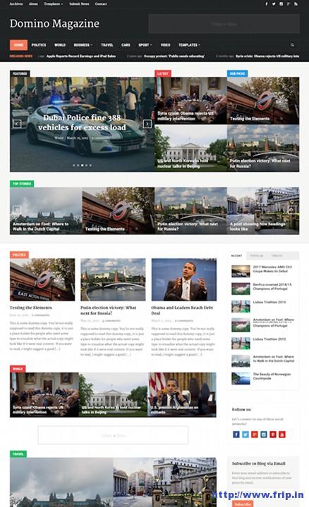 domino-magazine-wordpress-theme