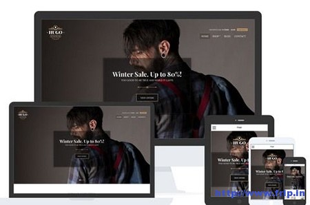 hugo-ecommerce-wordpress-theme