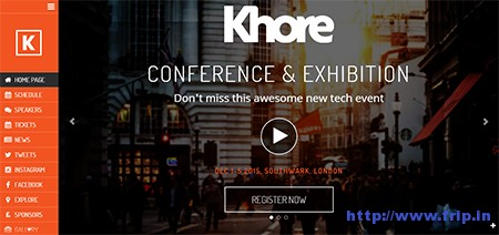 khore-conferences-wordpress-theme