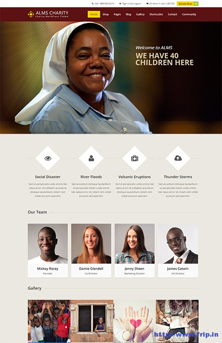 Alms-Church-&-NGO-WordPress-Theme