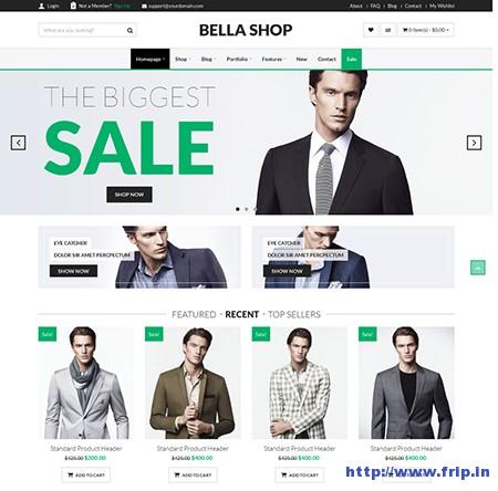 Bella-eCommerce-WordPress-Themes