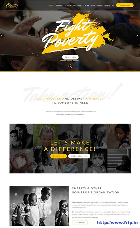 Charitiz-Charity-WordPress-Theme