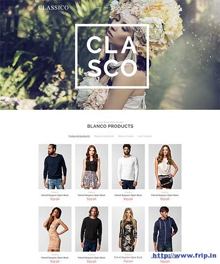 Classico-WooCommerce-WordPress-Theme