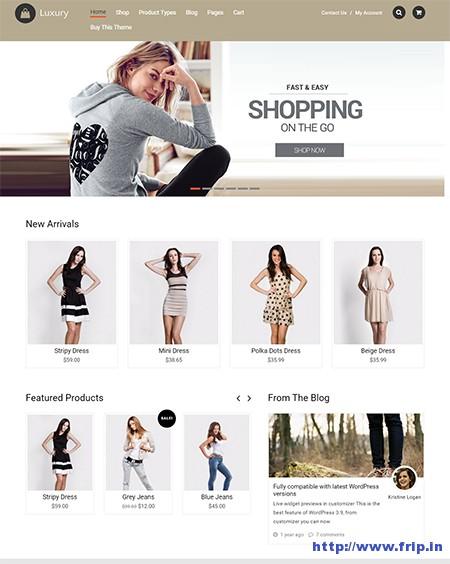 Luxury-eCommerce-WordPress-Theme