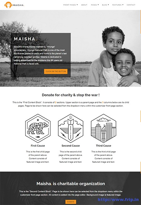 Maisha-Charity-WordPress-Theme