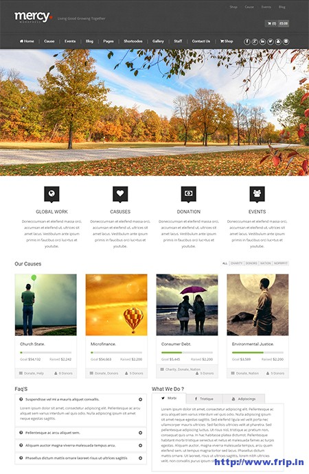 Mercy-Heart-WordPress-Theme