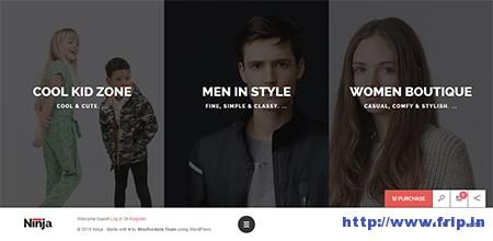 Ninja-Full-Screen-Fashion-WooCommerce-Theme