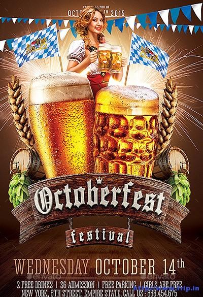 Oktoberfest-Beer-Festival-Flyer-Template
