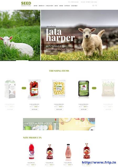 Seed-Organic-Shop-WordPress-Theme