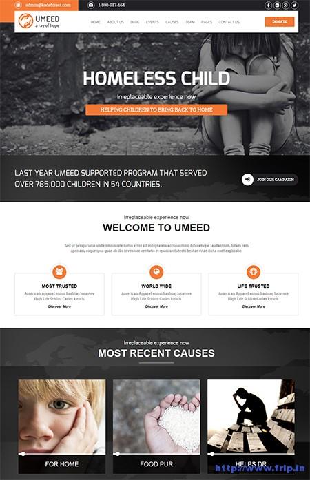Umeed-Multipurpose-WordPress-Theme
