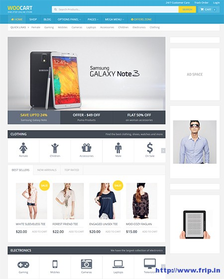 WooCart-WordPress-eCommerce-Theme