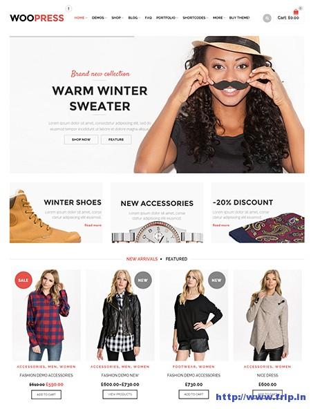 WooPress-eCommerce-WordPress-Theme