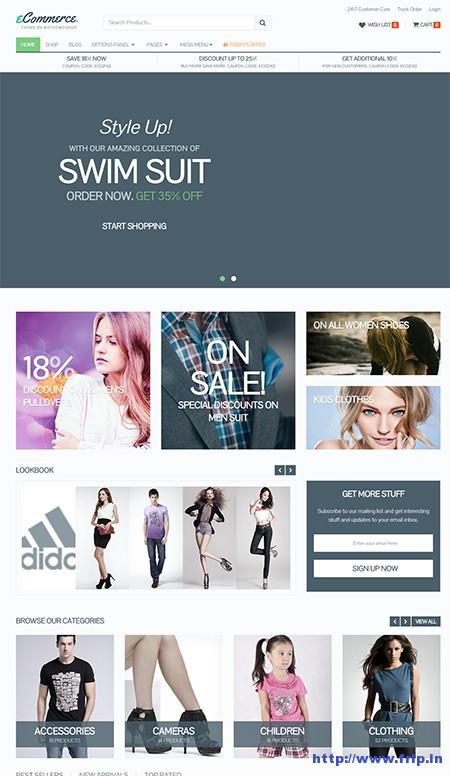 eCommerce-WordPress-Theme