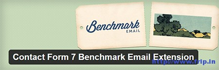Contact-Form-7-Benchmark-Email-Extension