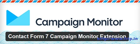 Contact-Form-7-Campaign-Monitor-Extension