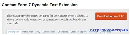 Contact-Form-7-Dynamic-Text-Extension