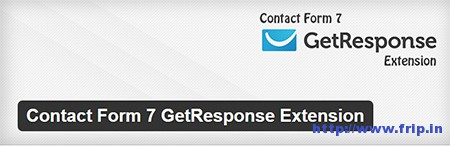 Contact-Form-7-GetResponse-Extension