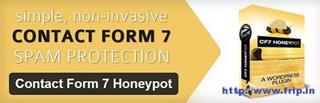 Contact-Form-7-Honeypot-Plugin