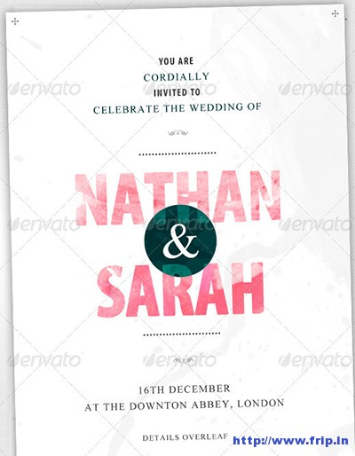 Elegant-Wedding-Invite-Template
