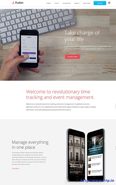 Fusion-Mobile-App-Landing-WordPress-Theme