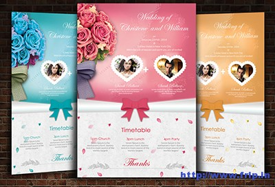 Wedding-Flyer-Template-1