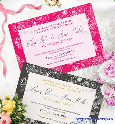 Wedding-Invitation-Pack