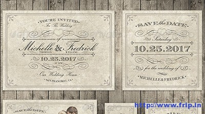 Wedding-Invitation-Package