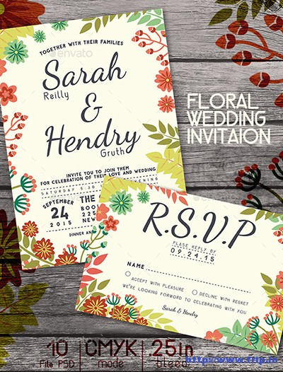 Wedding-Package-Floral-Theme