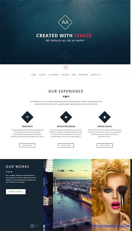 Artisa-One-Page-Multipurpose-WordPress-Theme