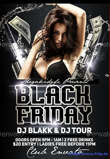 Black-Friday-Party-Flyer-Template
