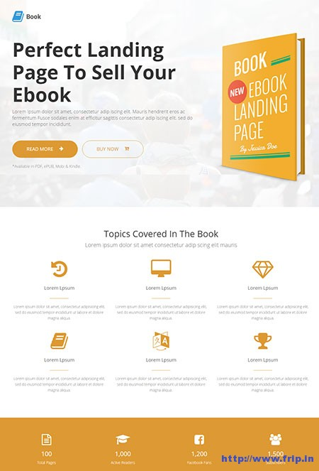 Book-–-eBook-Landing-Page-WordPress-Theme