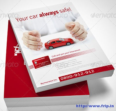 Car-Insurance-Corporate-Flyer