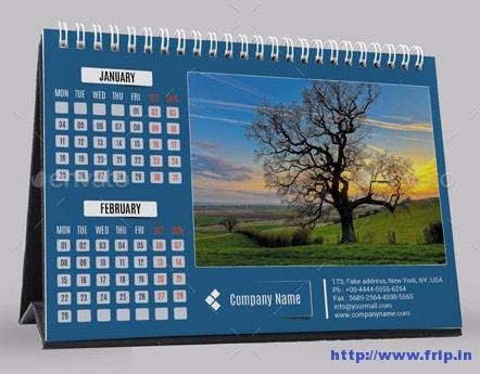 Corporate-Desk-Calendar-2016