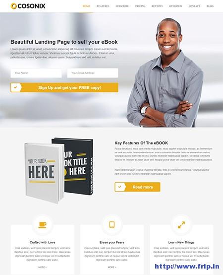 Cosonix-One-Page-WordPress-Theme
