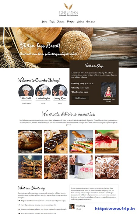Crumbs-WordPress-Bakery-Theme