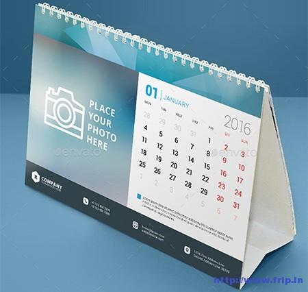 Desk-Calendar-2016