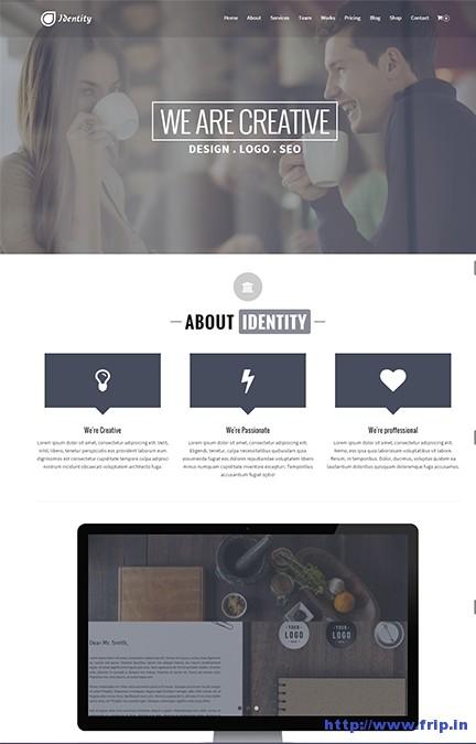 Identity-Multi-One-Page-Business-WordPress-Theme