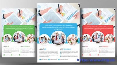 Insurance-Agency-Flyer-Template
