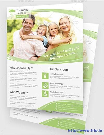 Insurance-Flyer-Templates