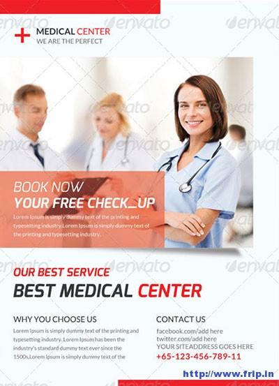 Medical-Insurance-Flyer-Template