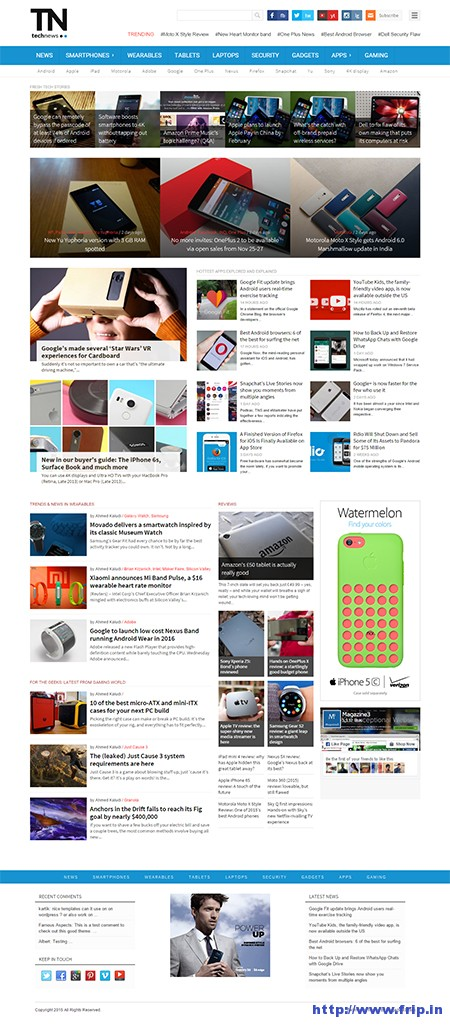 TechNews-Technology-magazine-wordpress-theme