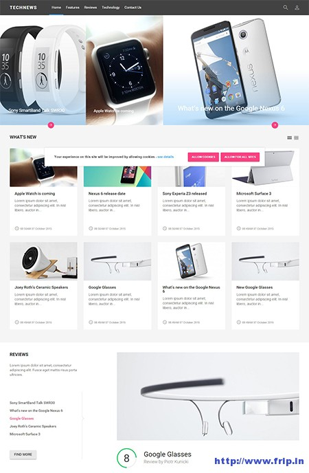 TechNews-WordPress-Theme